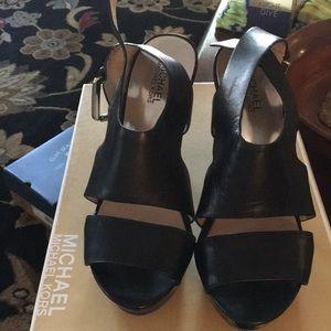 Michael Kors sandal heels
